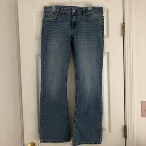 US Polo Assn. Cassidy Boot Cut Jean size 11/12 R